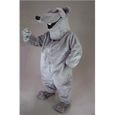 Mask U.S. Rat Mascot Costume