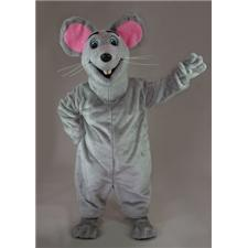Mask U.S. Mouse Mascot Costume