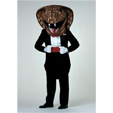 Mask U.S. Dressed To Kill* Mascot Costume