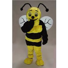 Mask U.S. Honey Bee Mascot Costume