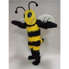 Mask U.S. Bee Mascot Costume