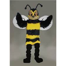 Mask U.S. Fierce Hornet Mascot Costume