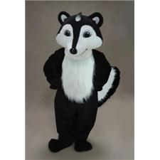 Mask U.S. Skunky Mascot Costume