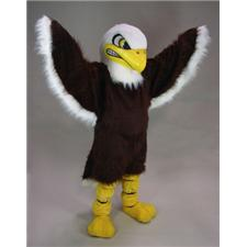 Mask U.S. Bald Eagle Mascot Costume