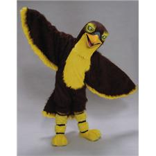Mask U.S. Hawk/Falcon Mascot Costume