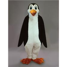 Mask U.S. Penguin Mascot Costume