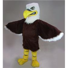 Mask U.S. Fierce Eagle Mascot Costume