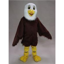 Mask U.S. Baby Eagle Mascot Costume