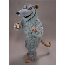 Mask U.S. Rink Rat Mascot Costume
