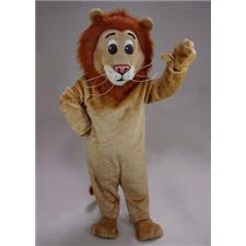 Mask U.S. Jr. Lion Mascot Costume