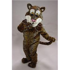 Mask U.S. Friendly Jaguar Mascot Costume