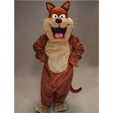 Mask U.S. Fat Cat Mascot Costume