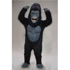 Mask U.S. Fierce Gorilla Mascot Costume