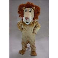 Mask U.S. Louie the Lion Mascot Costume