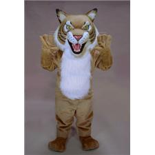 Mask U.S. Fierce Wildcat Mascot Costume