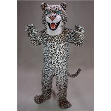 Mask U.S. Fierce Leopard Mascot Costume