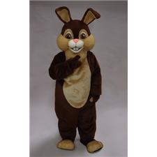 Mask U.S. Chocolate Rabbit Mascot Costume