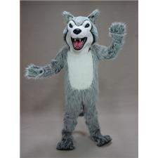 Mask U.S. Fierce Husky Mascot Costume