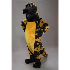 Mask U.S. Gila Monster Mascot Costume