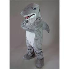 Mask U.S. Shark Mascot Costume
