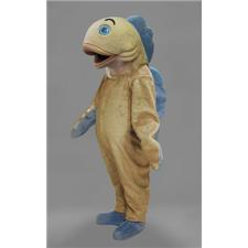 Mask U.S. Fish Mascot Costume