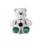 "10"" Nat & Jules Soccer Game Day Bear"