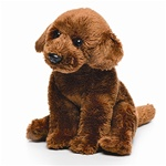 "5.5"" Nat & Jules Chocolate Lab Dog"