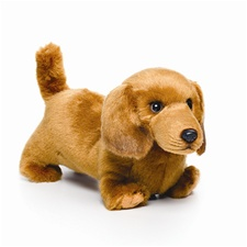"10"" Nat & Jules Dachshund Dog"