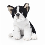 "5.5"" Nat & Jules Boston Terrier Dog"