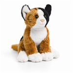 "5.5"" Nat & Jules Calico Cat"