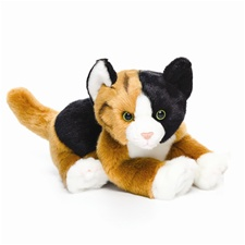 Stuffed Calico Cat