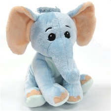 Snuggle Safari Elephant 7""