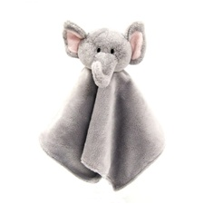 "Noah's Friends 10"" Elephant Blanket"