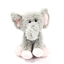 "Noah's Friends 7"" Elephant Rattle"