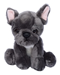 "Beverly Hills Teddy Bear 10"" Puppy Pals - Bailley the French Bulldog"