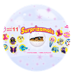 Surprizamals are small, cute and cuddly, animals that come with a big surprise.