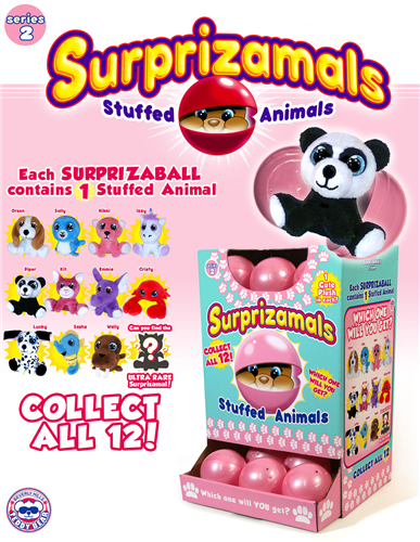 Surprizamals: Series 2   Which One Will You Get?