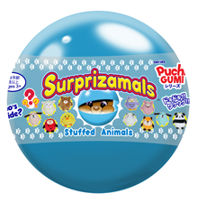 "Surprizamals: Puchi Gumi 3.5"" Collection 