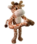 Beverly Hills Teddy Bear 'Graham' - Piggyback Pals (Giraffe)