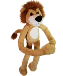 Beverly Hills Teddy Bear 'Louie' - Piggyback Pals (Lion)